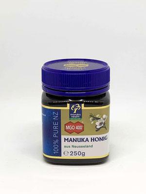 Manuka Honig MGO 400+  250g (Manuka Health New Zealand)