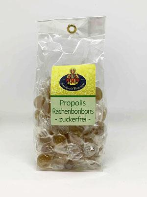 Schloßwald-Bienengut Propolis Rachenbonbons zuckerfrei 150g
