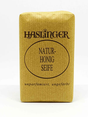 Haslinger Natur Honig Seife