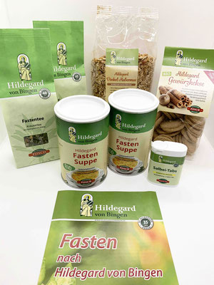 Hildegard Fastenpaket