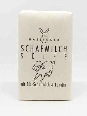 Haslinger Schafmilchseife 150g