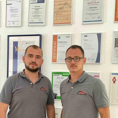 Schaller GmbH Mitarbeiter