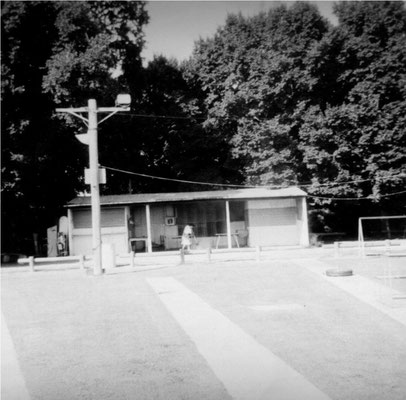 1970s The Old Tin Shed.