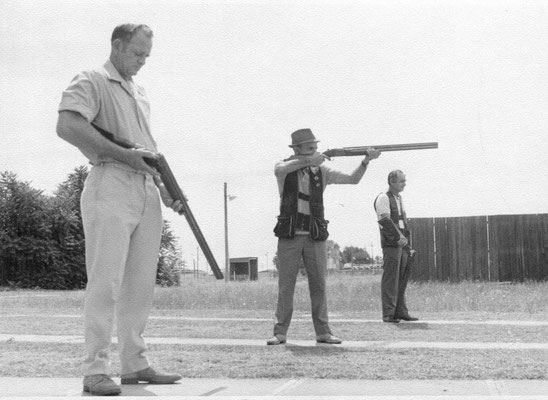 1970s  Porter Shield. Jack Reid (father of Vice President Brian Reid), Kevin Law & Jack Stamp.
