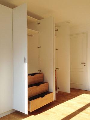 www.der-einbauschrank.de    Schlafzimmerschrank