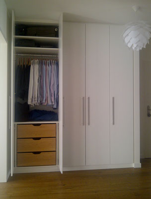 Garderoben Und Flurschranke Nach Mass Der Einbauschrank De