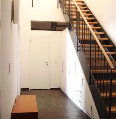 garderoben und flurschr nke nach ma der einbauschrank de. Black Bedroom Furniture Sets. Home Design Ideas