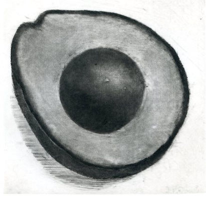 Avocado (100x100mm)