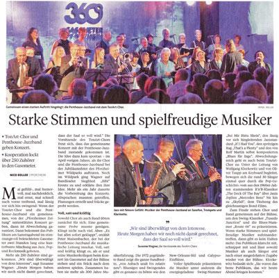 Pforzheimer Zeitung Oktober 2019