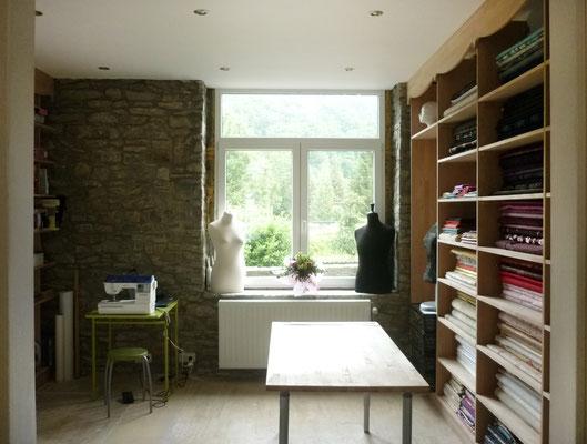 Atelier de couture - Espace couture