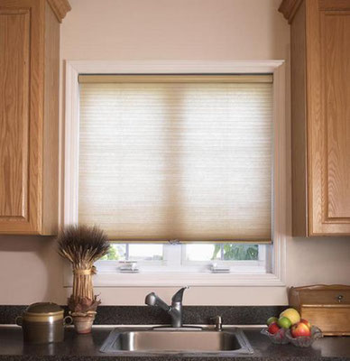 Рулонні штори на кухню