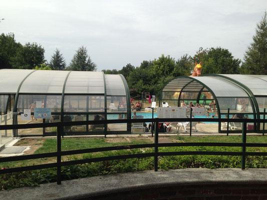 Camping avec piscine et jeux camping avec piscine for Camping picardie avec piscine couverte