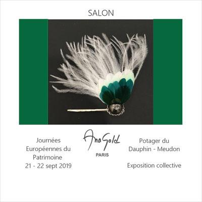 AnaGold est invitée par les artisans d'art du Potager du Dauphin pour les journées du patrimoine