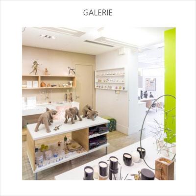 La galerie TALENTS à Paris expose AnaGold (oct - déc 2019)