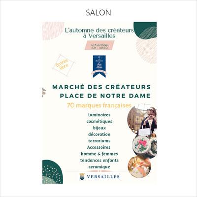 Une nouvelle expérience d'exposition vente à Versailles