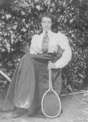 Theodora Bosanquet 1901