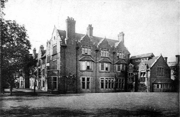 Somerville College in Oxford