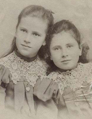 Ray Costelloe, Karin Costelloe 1896