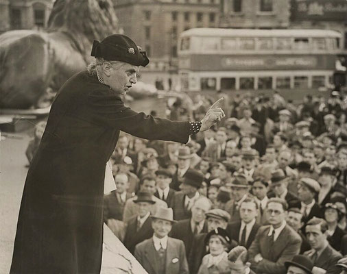 Eleanor Rathbone in den 1930-er Jahren