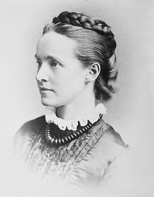 Millicent Garrett Fawcett 1880-er Jahre