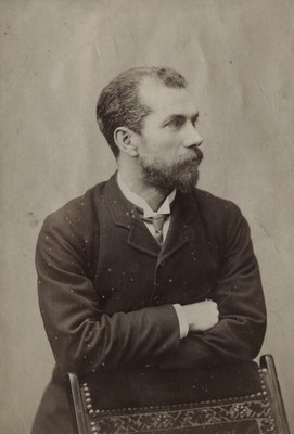 Frank Costelloe 1896