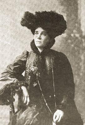 Elizabeth Robins vor 1904