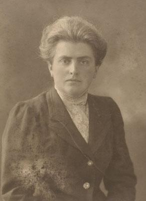 Eleanor Rathbone um 1910