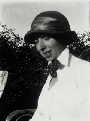 Mary Hutchinson