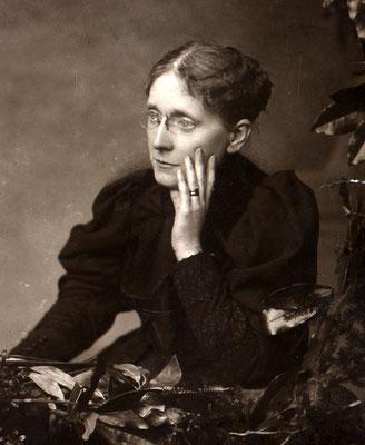 Frances Willard 1890-er Jahre