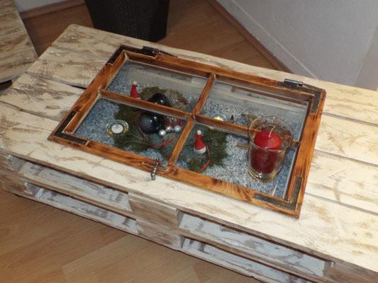 Fenstertisch Gina Upcycling Möbel für ein modernes Zuhause