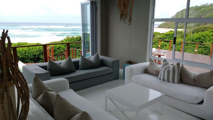 The stunning views from villas at White Pearl Resorts, Mozambique. Dante Harker