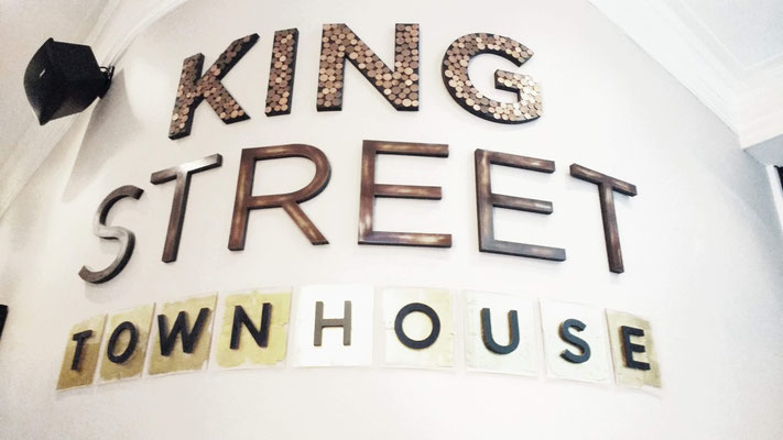 King Street Town House