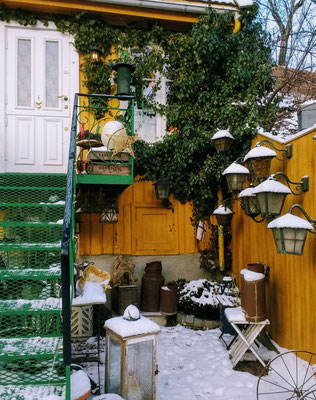 Around every corner in Oslo, Norway there is a photo to be had