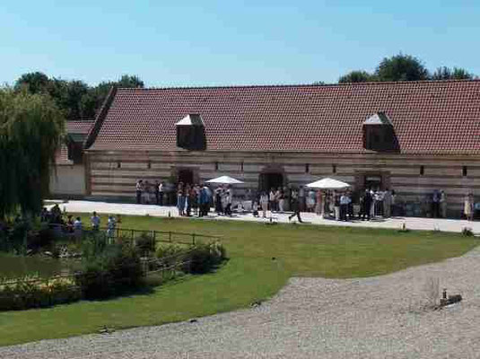 Grande terrasse de 210 m²