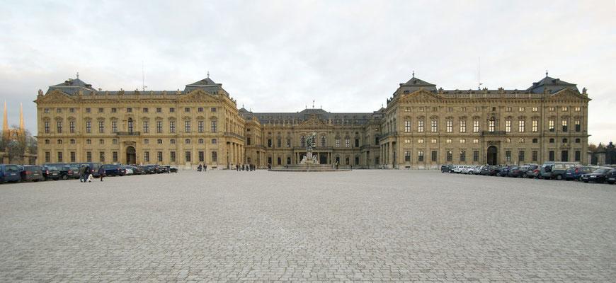 Die Würzburger Residenz
