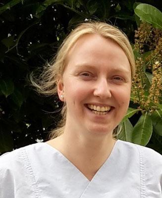 Sylvia Dieker, Tiermedizinische Fachangestellte