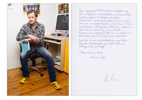 Chris Messmer, Musiker/Texter