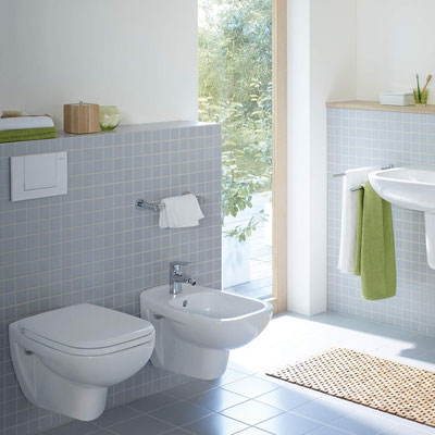 Duravit WC ohne Spülrand