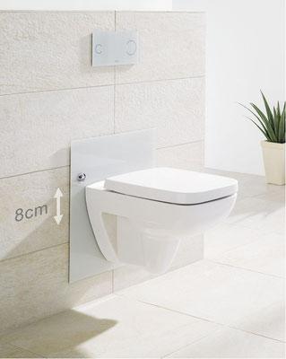Viega WC mechanisch verstellbar