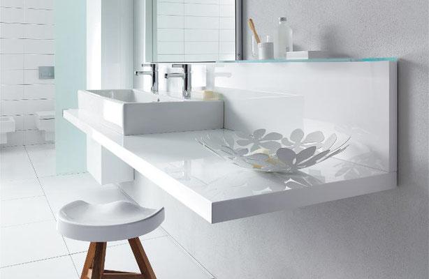 Duravit Waschtischplatte