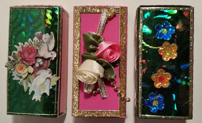 Schubladen Geschenkbox