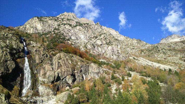 Cascade de la Pisse - E.Rémillon