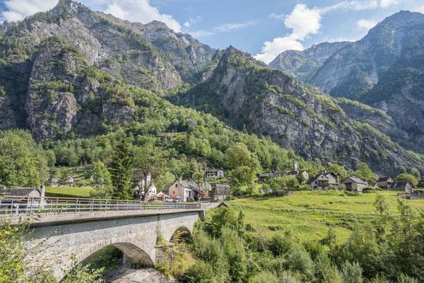 San Carlo im Val Bavone