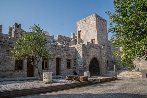 Burg von Bodrum