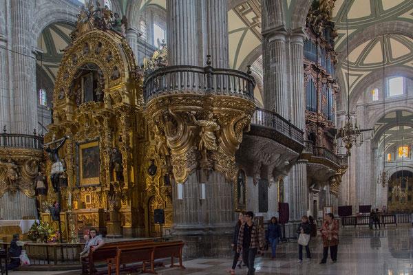 Die prächtige Kathedrale