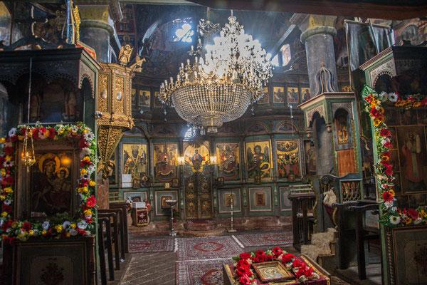 Kloster Sveti Jovan Bigorski
