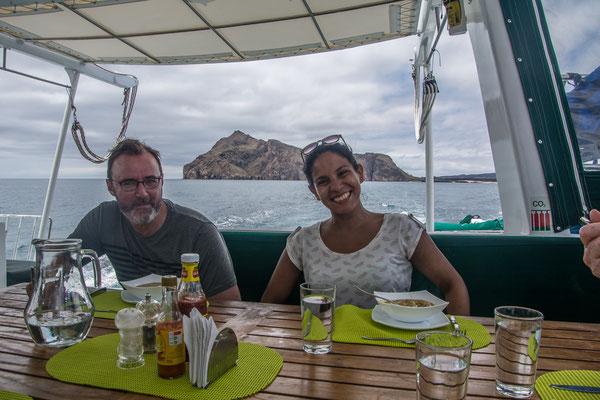David und Vanessa aus GB