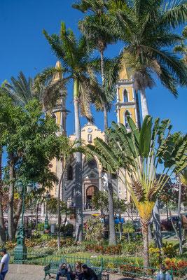 Kathedrale Mazatlan