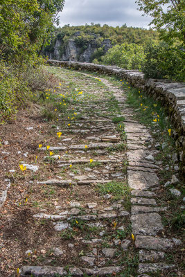 Vitsa Treppen, Pindov National Park