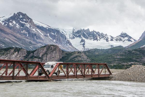 Viel höher darf der Fluss nicht mehr steigen